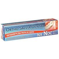 Ortho Salvia Dental, pasta ortodontyczna do zębów na noc, 75 ml