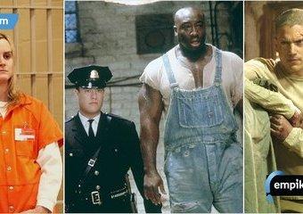 Osadzone w więziennej tematyce – czyli najlepsze produkcje z wątkiem więziennym