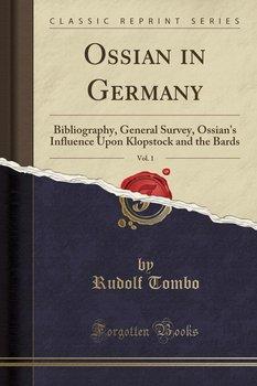 Ossian in Germany, Vol. 1-Tombo Rudolf