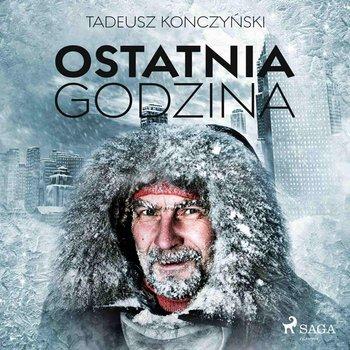 Ostatnia godzina-Konczyński Tadeusz