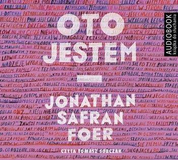 Oto jestem-Foer Jonathan Safran