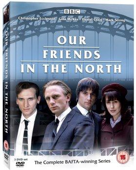 Our Friends in the North: Complete Series (brak polskiej wersji językowej)-James Pedr, Jones Simon Cellan, Urban Stuart