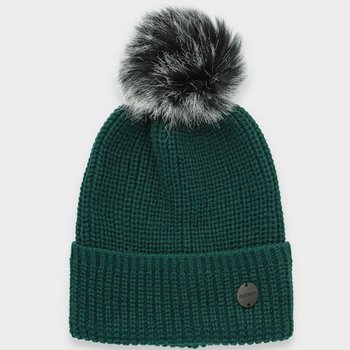 Outhorn, Czapka zimowa, HOZ19-CAD602 40S, zielony, rozmiar L/XL-Outhorn