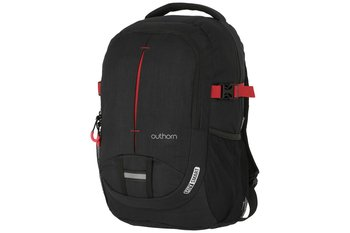 Outhorn, Plecak sportowy, HOL19 PCU650 HOL19 PCU650, czarny, 23L-Outhorn