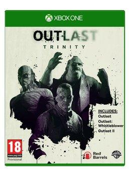 Outlast Trinity-Warner Bros
