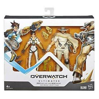 Overwatch, figurka Tracer & McCree, 15 cm-Hasbro