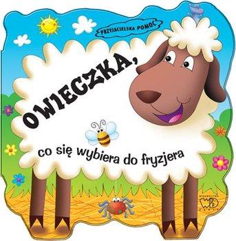 Owieczka, co się wybiera do fryzjera-Willman Anna