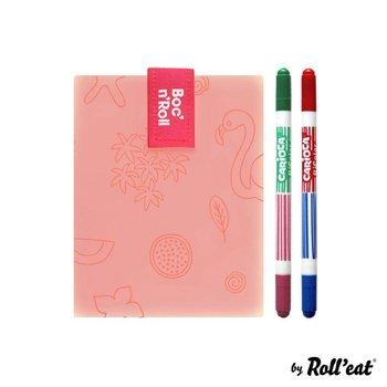 Owijka na kanapki z markerami, do pomalowania Boc'n'Roll Paint - Flamingo