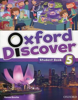 Oxford Discover 5. Student's Book-Bourke Kenna