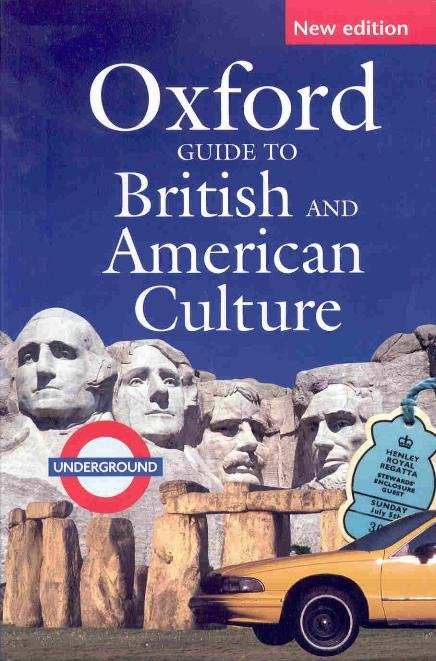 oxford guide to british and american culture essay