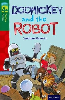 Oxford Reading Tree TreeTops Fiction: Level 12 More Pack B: Doohickey and the Robot - Emmett Jonathan