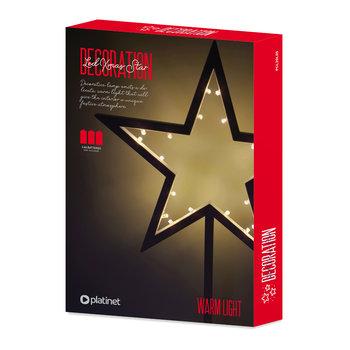 Ozdoba świąteczna LED PLATINET PCL20L05 z podstawką-PLATINET