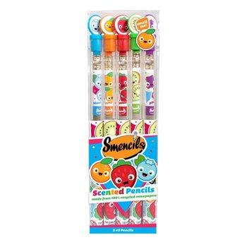 Pachnące ołówki, Eko, Smencils, 5 sztuk