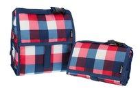 PackIt, Składana lodówka termiczna Lunch Bag 4,4l, Buffalo Check
