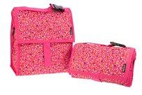PackIt, Składana lodówka termiczna Lunch Bag 4,4l, Poppies