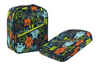 PackIt, Torba termiczna Upright Lunch Box 4l, Monsters
