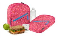 PackIt, Torba termiczna Upright Lunch Box 4l, Poppies