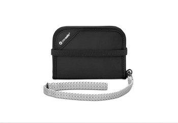 a28434212b35b Pacsafe, Portfel z ochroną przed kradzieżą, RFIDsafe V50 Black - Pacsafe |  Sport Sklep EMPIK.COM