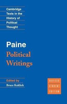 Paine: Political Writings-Paine Thomas
