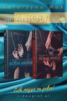 Pakiet: Cykl Anioły-Mak Katarzyna
