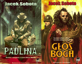 Pakiet fantastyka: Padlina / Głos Boga-Sobota Jacek