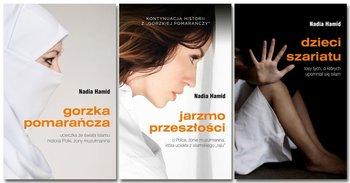 Pakiet: Gorzka pomarańcza/ Jarzmo przeszłości/ Dzieci szariatu-Hamid Nadia
