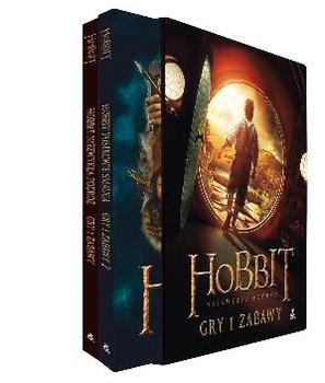 Pakiet: Hobbit. Niezwykła podróż. Gry i zabawy / Hobbit. Pustkowie Smauga. Gry i zabawy 2-Tolkien John Ronald Reuel