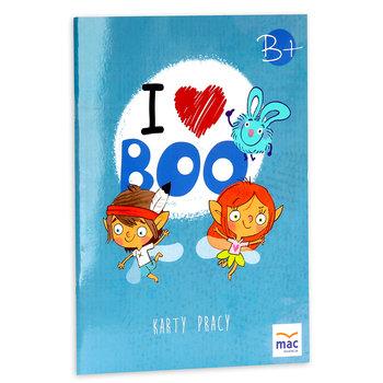 Pakiet I love Boo. Język angielski. Poziom B+-Opracowanie zbiorowe