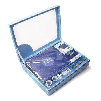 Pakiet Komunijny prezentowy, niebieski-Forcetop
