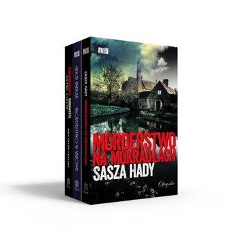Pakiet: M jak morderstwo-Hady Sasza, Minicka Alicja, Collins Max Allan