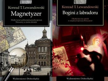 Pakiet: Magnetyzer / Bogini z labradoru-Lewandowski Konrad T.