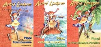 Pakiet Pippi-Lindgren Astrid