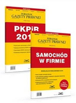 Pakiet: PKPiR 2019/ Samochód w firmie-Opracowanie zbiorowe