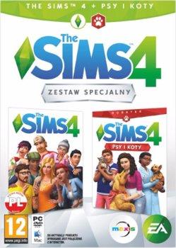 Pakiet: The Sims 4 / The Sims: Psy i koty.-EA Maxis