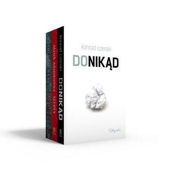 Pakiet: Wyobraźnia i słowo-Czerski Konrad, Adamkowicz Marek, Tauman Witold
