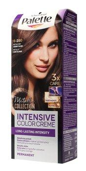 Palette, Intensive Color Creme, krem koloryzujący 6-280 Metaliczny Ciemny Blond-Palette