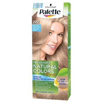 Palette Permanent Natural Colors Farba Do Wlosow 220 Pastelowy