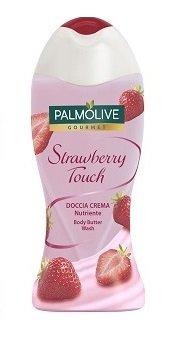 Palmolive, Gourmet, kremowy żel pod prysznic Strawberry Touch, 500 ml-Palmolive