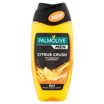 Palmolive, Men Citrus Crush, żel pod prysznic 3w1, 250 ml-Palmolive