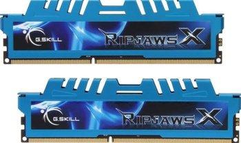 Pamięć DIMM DDR3 G.SKILL RipjawsX F3-2400C11D-16GXM, 16 GB, 2400 MHz, CL11-G.SKILL