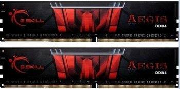 Pamięć DIMM DDR4 G.SKILL Aegis F4-3200C16D-32GIS, 32 GB, 3200 MHz, CL16-G.SKILL