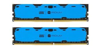 Pamięć DIMM DDR4 GOODRAM Iridium, 16 GB, 2400 MHz, 15 CL-GoodRam