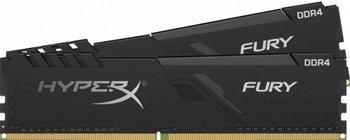 Pamięć DIMM DDR4 HYPERX Fury HX424C15FB3K2/16, 16 GB, 2400 MHz, CL15-HyperX