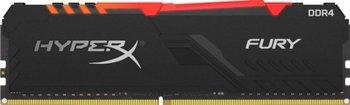 Pamięć DIMM DDR4 HYPERX Fury RGB HX426C16FB3A/16, 16 GB, 2666 MHz, CL16-HyperX