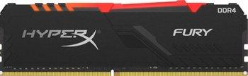 Pamięć DIMM DDR4 HYPERX Fury RGB HX426C16FB3A/8, 8 GB, 2666 MHz, CL16-HyperX