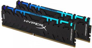 Pamięć DIMM DDR4 HYPERX Predator RGB HX436C17PB4AK2/16, 16 GB, 3600 MHz, CL17-HyperX