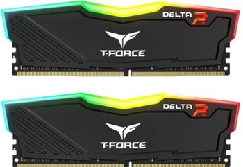 Pamięć DIMM DDR4 TEAM GROUP Delta RGB TF3D48G3000HC16CDC01, 8 GB, 3000 MHz, CL16 - Team Group
