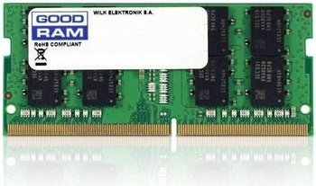 Pamięć SODIMM DDR4 GOODRAM GR2666S464L19S/4G, 4 GB, 2666 MHz, CL19-GoodRam