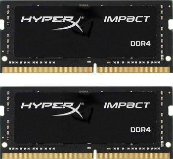 Pamięć SODIMM DDR4 HYPERX Impact HX424S14IB2K2/16, 16 GB, 2400 MHz, CL14-HyperX