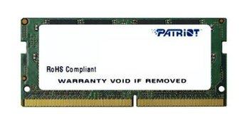 Pamięć SODIMM DDR4 PATRIOT Signature PSD48G213381S, 8 GB, 2133 MHz, CL15-Patriot